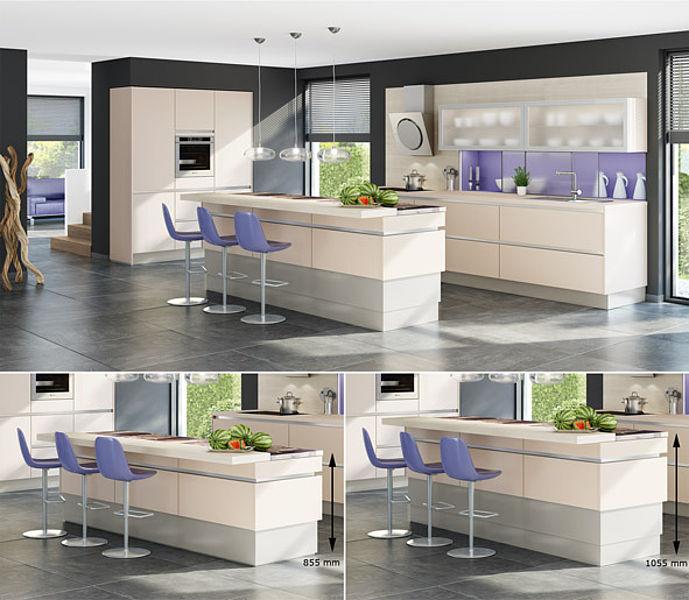 Innovation für Küchen und Arbeitsplätze - per Knopfdruck zur ...