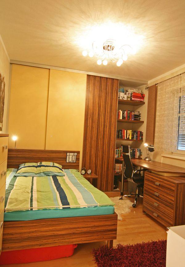 Jugendzimmer Neugestaltung Innenarchitektur