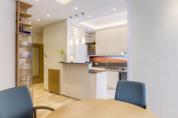 Wohnbereich Umbau Innenarchitektur
