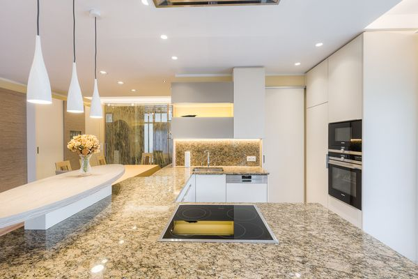 Innenarchitekt - Sanierung Küche und Essbereich