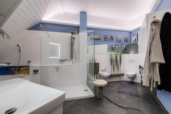 Badezimmer neu gestalten