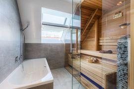 Dachgeschosswohnung Innenarchitektur
