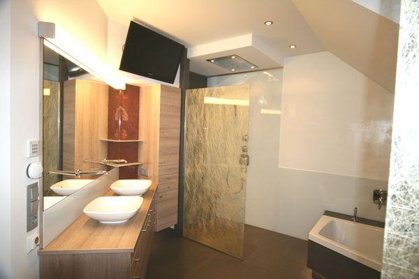 Badezimmer Sanierung Innenarchitektur