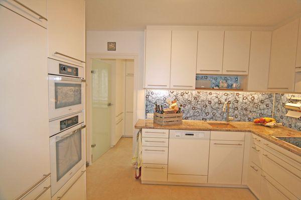 Küche Neugestaltung Innenraumplanung