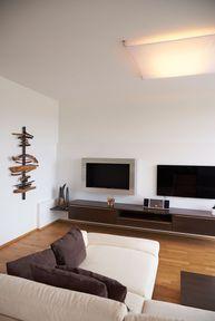 Renovierungsideen Wohnzimmer, inspirierende inneneinrichtung - bilder & ideen für ihr projekt, Design ideen