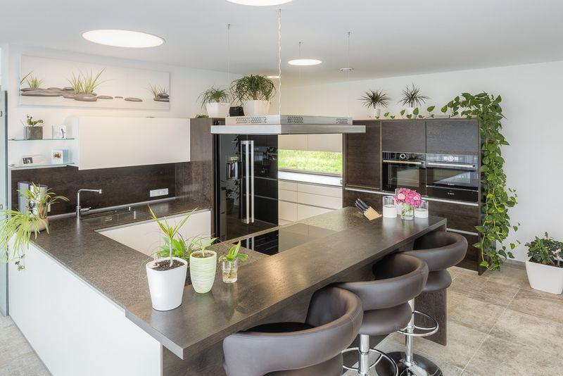 Offene oder geschlossene Küche? Horst Steiner hilft.