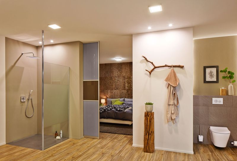 Naturliche Wandgestaltung Mit Pappelbaumrinde