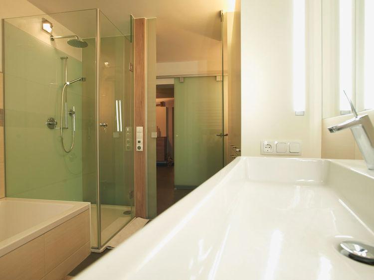 Badezimmer Wohnung Sanierung