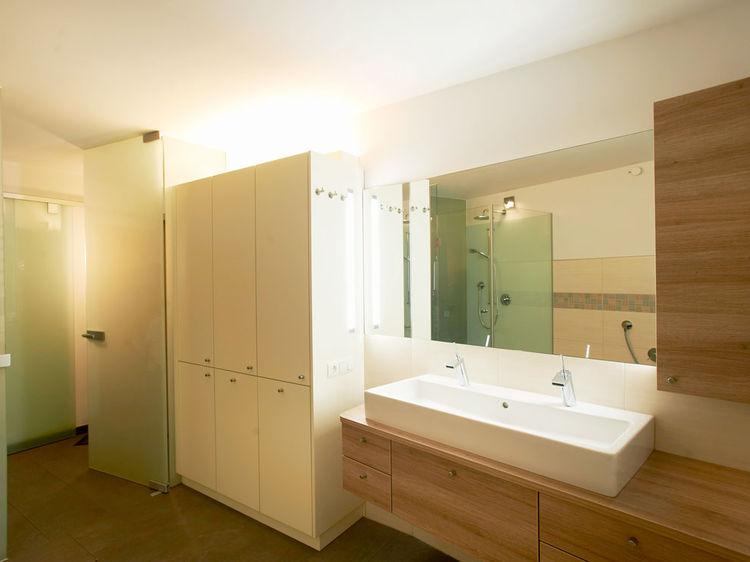 Badezimmer Innenraumplanung