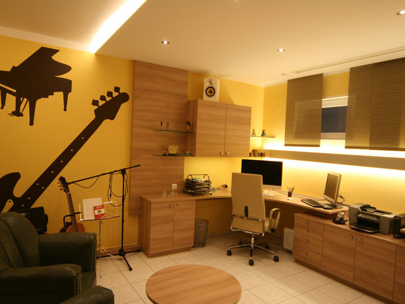 Büro Haussanierung Innenarchitektur