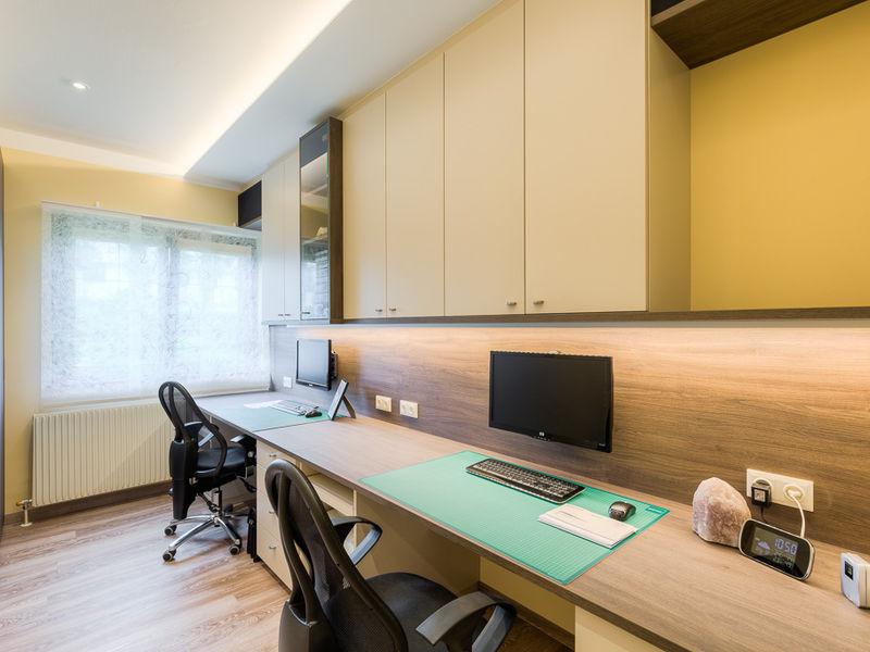 Sanierung Büro