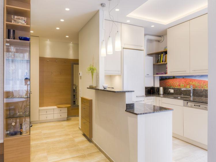 Wohnung Sanierung Innenarchitektur