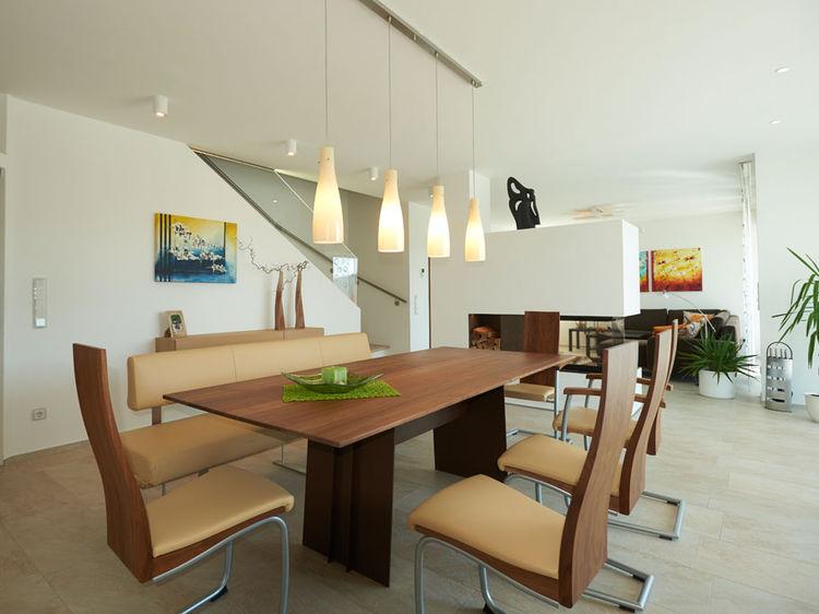 Essbereich Haus Innenraumplanung