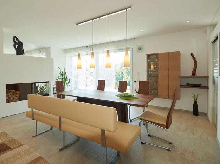 Essbereich Haus Innenraumausstattung