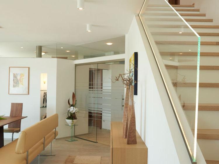 Wohnbereich Haus Innenraumgestaltung