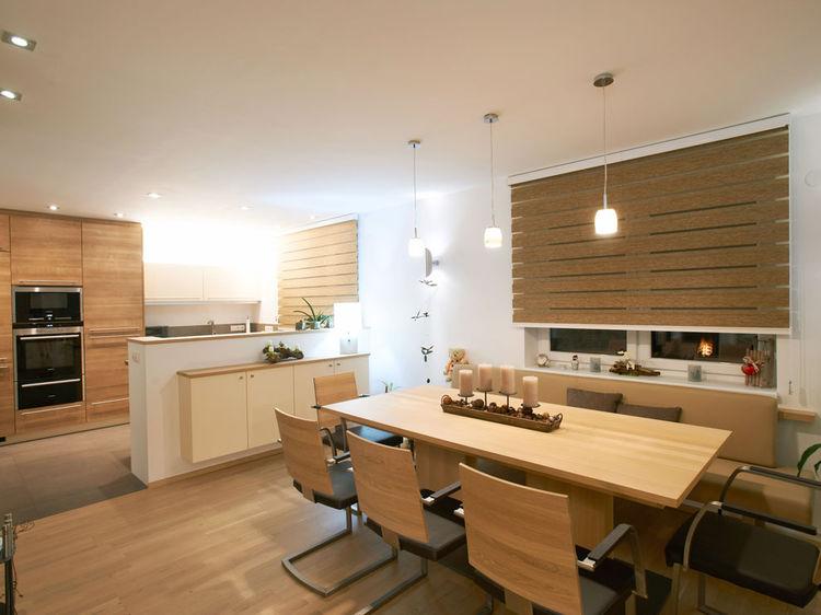 Essbereich und Küche Umbau