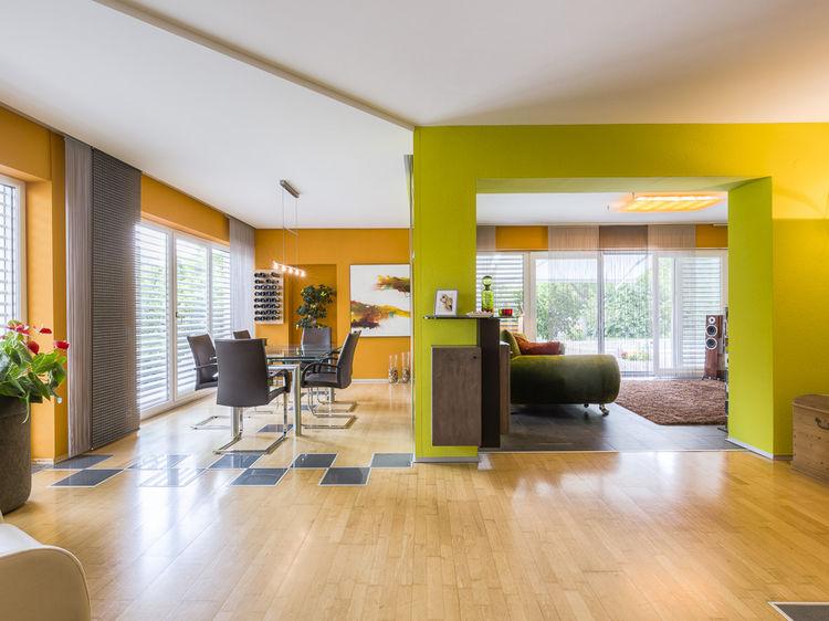 Wohnraum Innenarchitektur