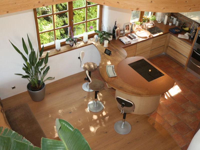 Küche Sanierung Raumgestaltung