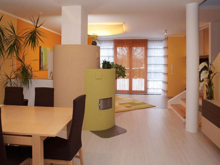 offener Wohnraum Innenarchitektur - Gestaltung