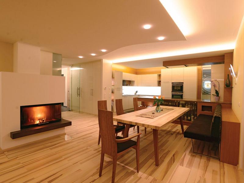 Wohnraum Innenarchitektur - Gestaltung