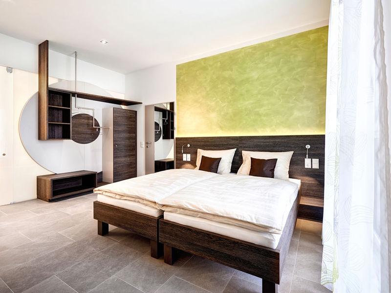 Doppelzimmer Hotel Raumgestaltung