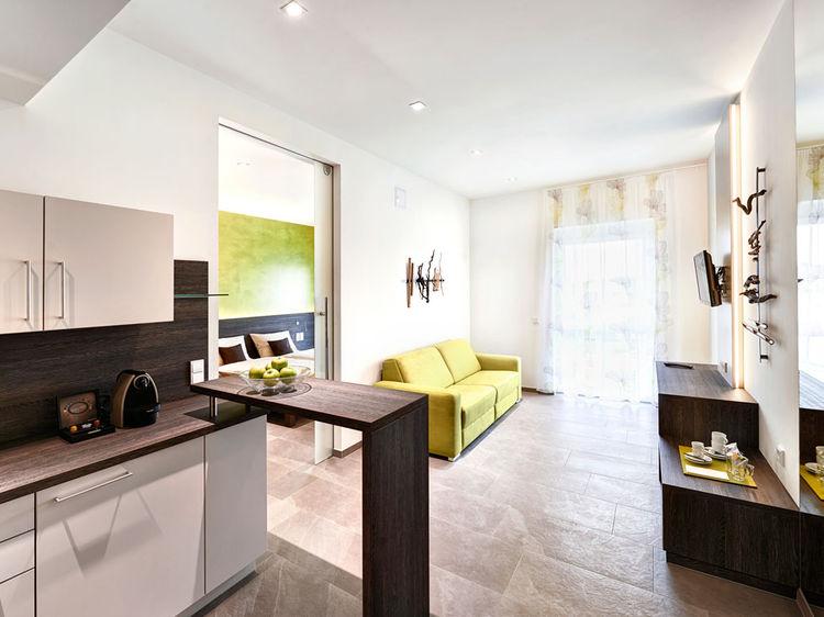 Apartment Hotel Raumgestaltung