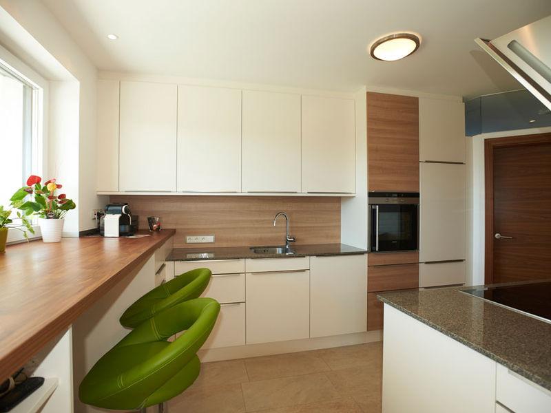Küche Haus Innenarchitektur