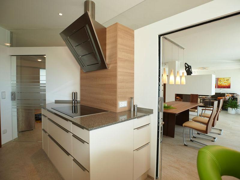 Küche Innenraumgestaltung
