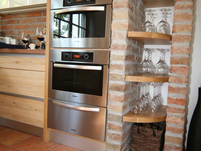 Küche Stauraum Sanierung