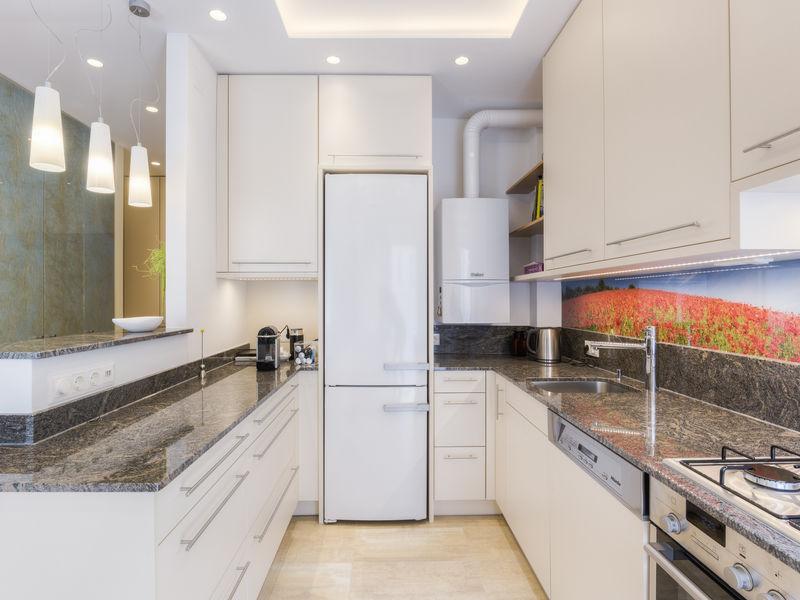 Wohnungssanierung Küche