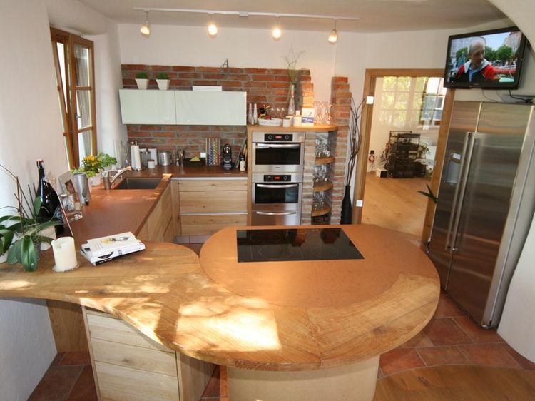 Küche Wohnraumgestaltung Innenarchitektur