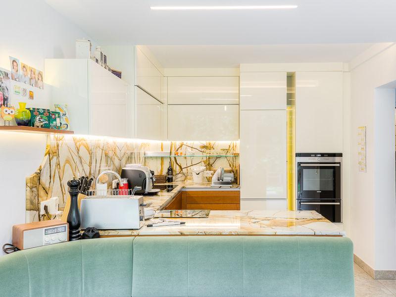 Küche und Essbereich Sanierung