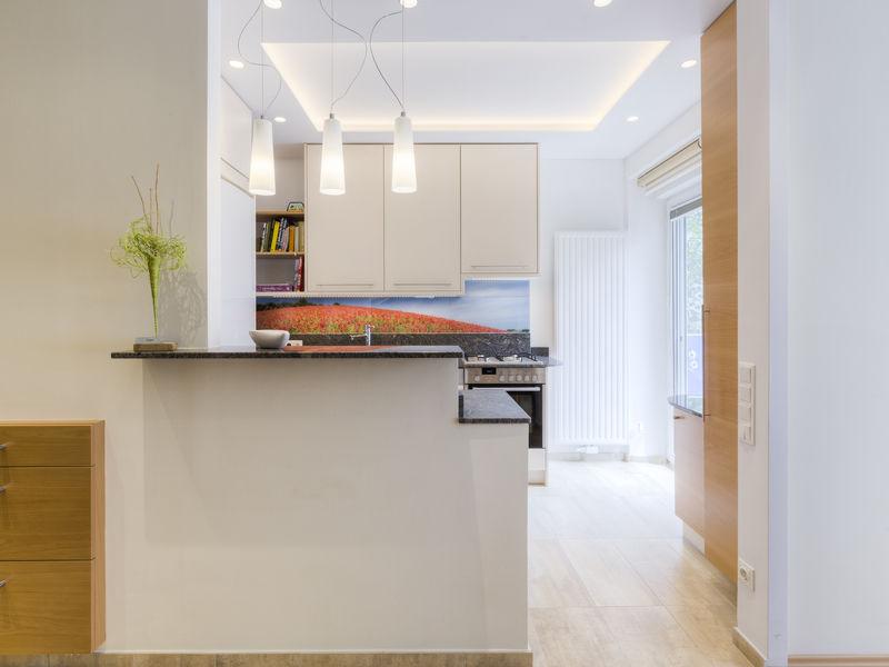 Küche Wohnungssanierung Innenausbau