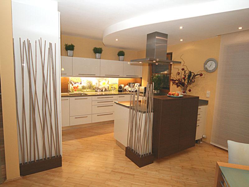 Küche Innenraumplanung