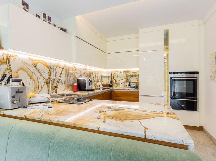 Küche Raumneugestaltung Sanierung