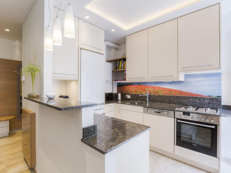 Innenarchitektur Küche Sanierung