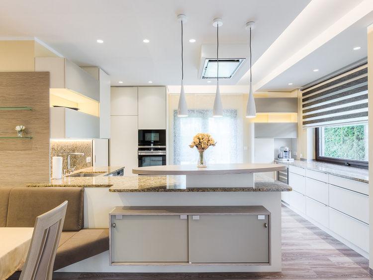 Innenarchitekt - Sanierung Küche