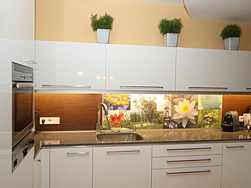 Küche Innenraumdesign