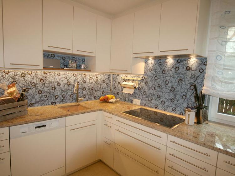 Küche Raumgestaltung Innenarchitektur