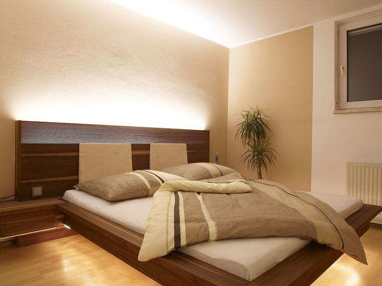 Schlafzimmer Hausneugestaltung