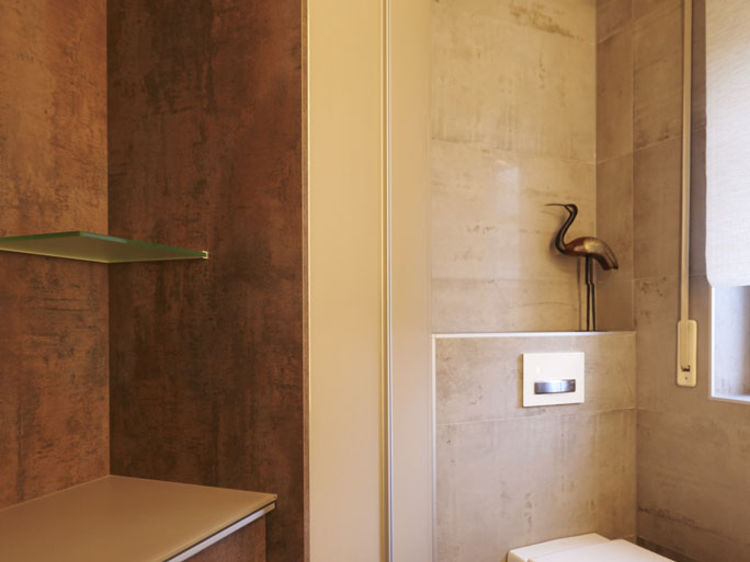 WC Innenraumgestaltung