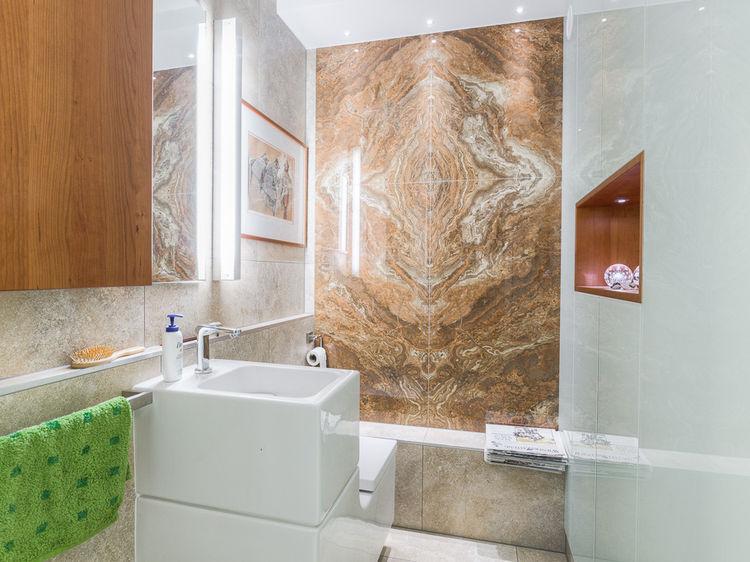 WC Natursteinelemente Sanierung