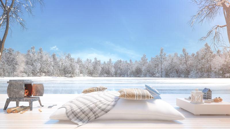 von sommer zu winter wie ver ndere ich meine wohnung. Black Bedroom Furniture Sets. Home Design Ideas