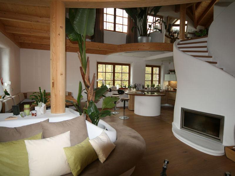 offener Wohnbereich Raumgestaltung