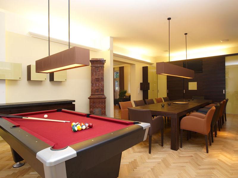 Wohnbereich Innenarchitektur Neugestaltung