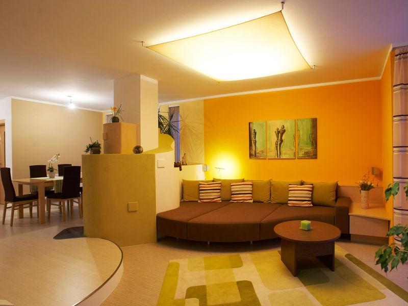 Wohnraum Innenarchitektur - Neugestaltung