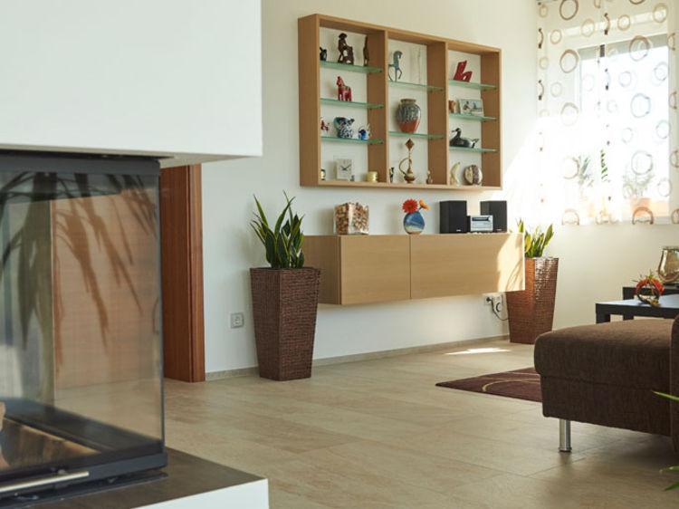 Wohnzimmer Gesamtplanung Innenraumplanung