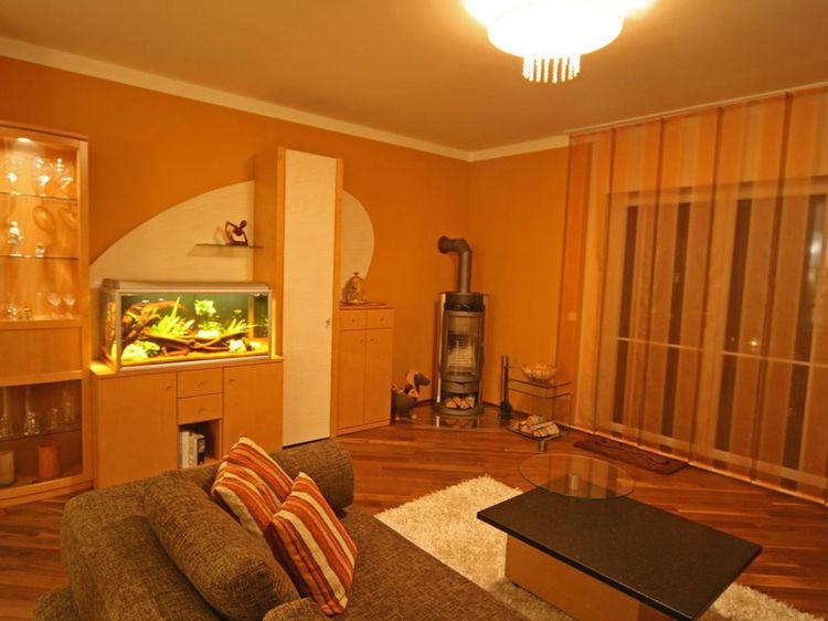 Wohnzimmer Umbau Innenraumplanung