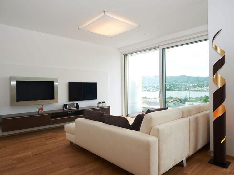 Wohnzimmer Innenraumgestaltung Innenraumplanung