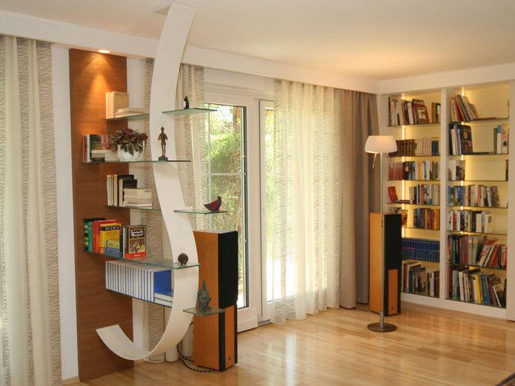 Bücherregal Wohnraumgestaltung Inneneinrichtung
